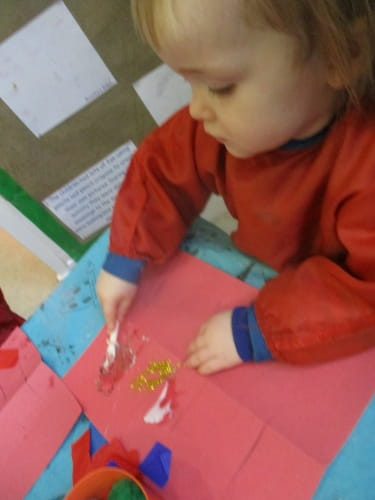 Manchester nursery children celebrate Chinese New Year
