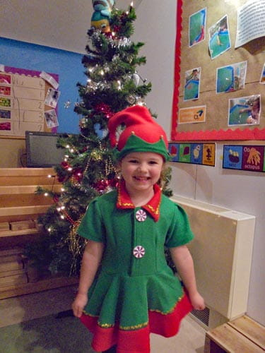 Timperley children take part in Christmas concert