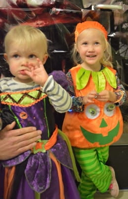 Halloween at Clairmont Nursery and Preschool