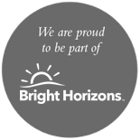 We are proud to be part of Bright Horizons Family Solutions