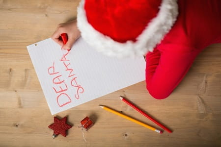 A letter to santa essay