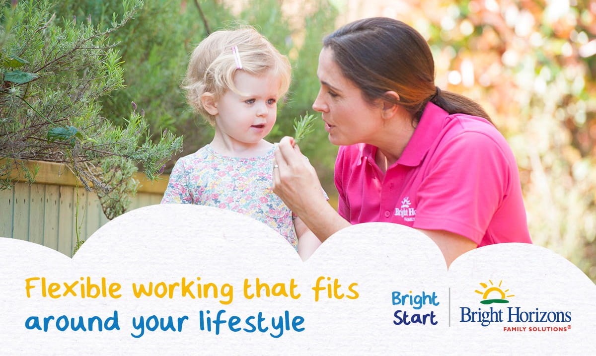 Flexible Working with Bright Start from Bright Horizons