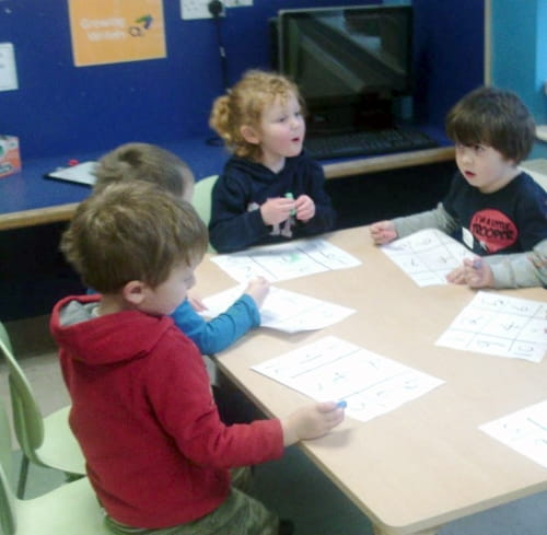 Growing Mathematicians at Broadgreen Day Nursery and Preschool