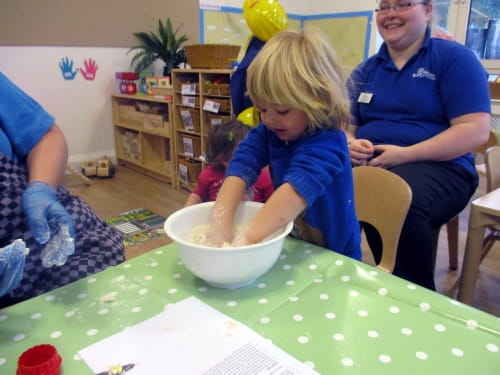 Mince Pies at Rosehill Nursery and Preschool