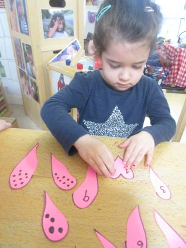 Growing Mathematicians at Timperley Nursery and Preschool