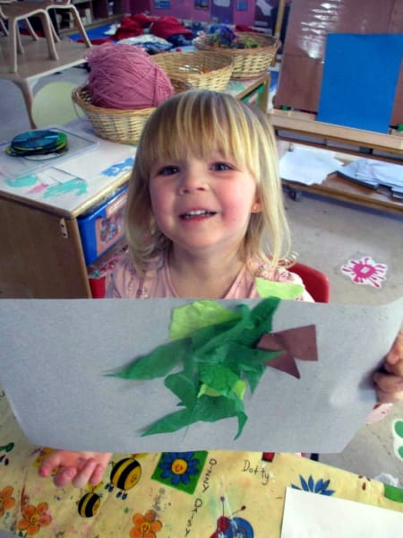 Forest Day at Bumpers Day Nursery and Preschool