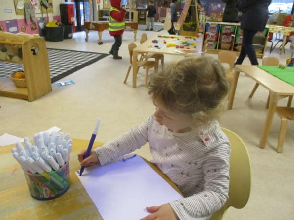 Bumpers Day Nursery and Preschool in Burnaston celebrate International Day of Kindness