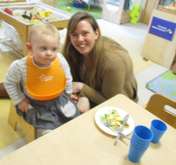 Mother's Day at Chelsea Day Nursery and Preschool