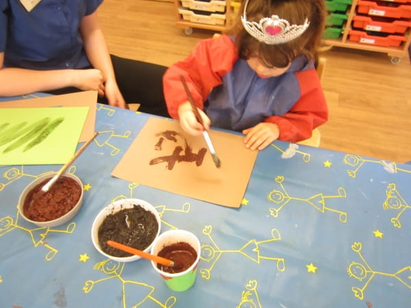 Elvetham Heath Day Nursery and Preschool celebrate National Hippo Day