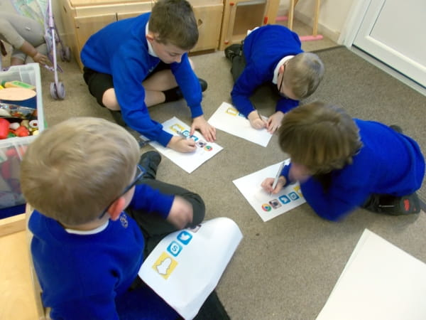 Great Cornard Day Nursery and Preschool learn about internet safety