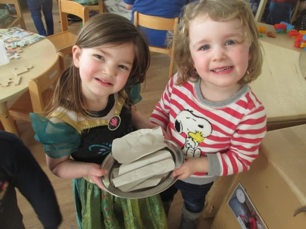Leeds Day Nursery and Preschool celebrate Pancake Day