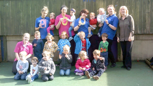Lynda Ellis Day Nursery and Preschool in Sheffield celebrate a Good Ofsted inspection