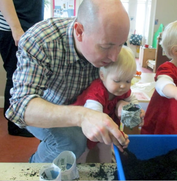 Mothers Day at Morton Mains  Nursery and Preschool