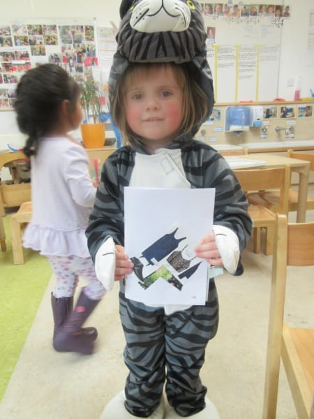 World Book Day at Wandsworth Day Nursery and Preschool