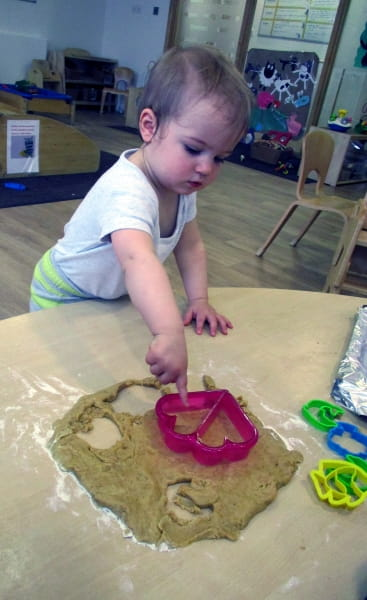 Wandsworth Day Nursery and Preschool try their hand at baking