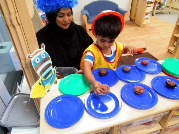 Canada Square Day Nursery and Preschool host a food festival