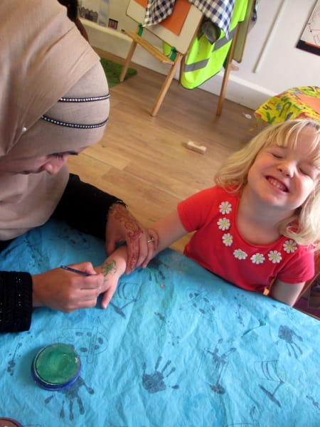 Leeds Day Nursery and Preschool learns about Eid