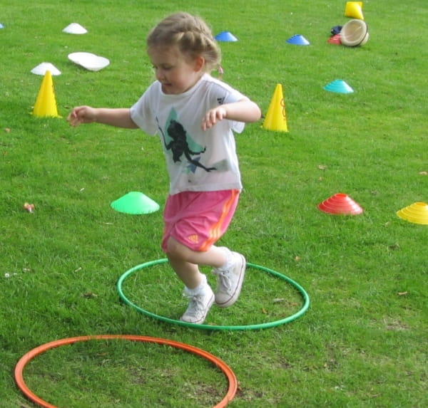 44 St Swithin Early Learning and Childcare host a sports day