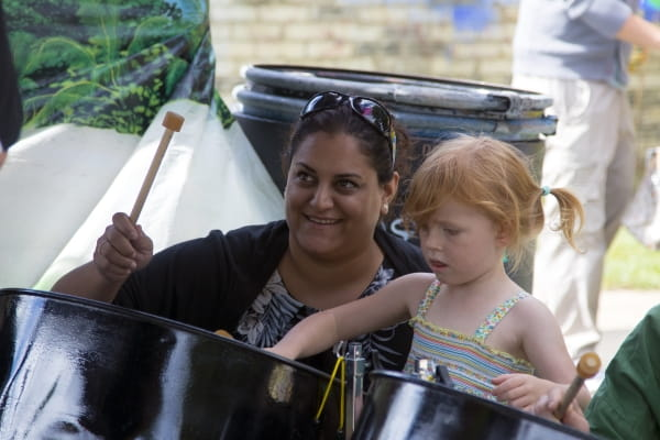 Finchley nursery raises money for Foundation with cultural carnival