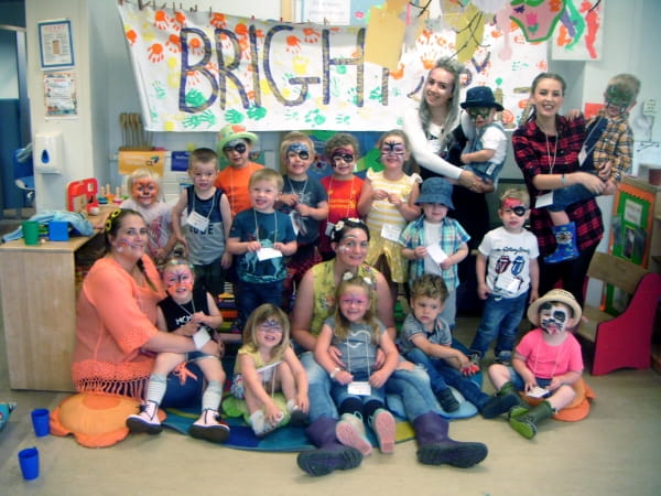 Barrow nursery hosts its own Bright Fest