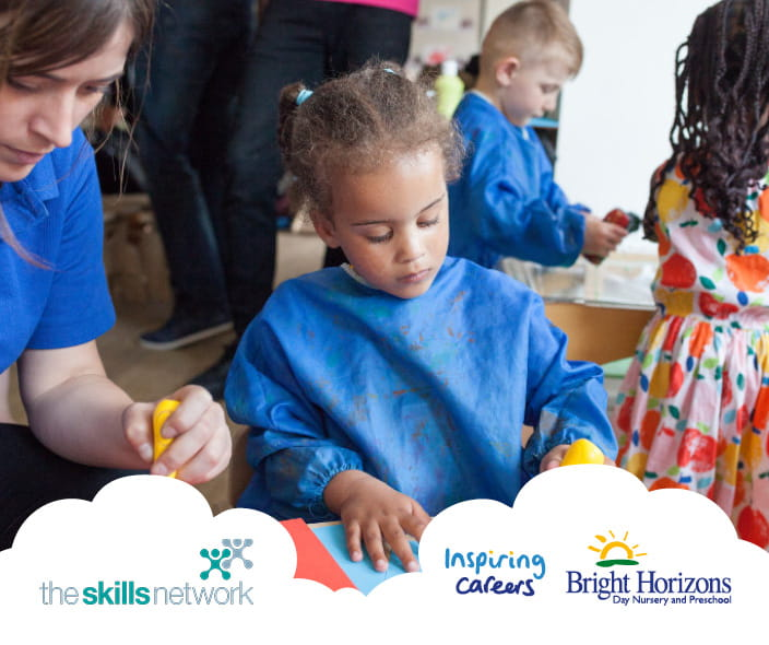 The Skills Network launch exciting new partnership with Bright Horizons