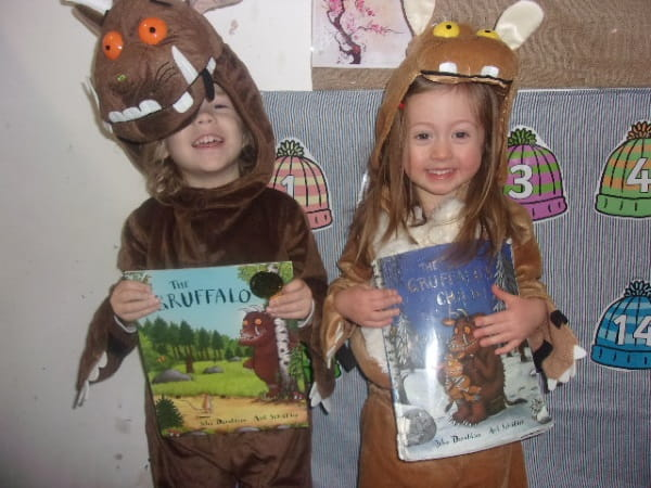 crewe world book day