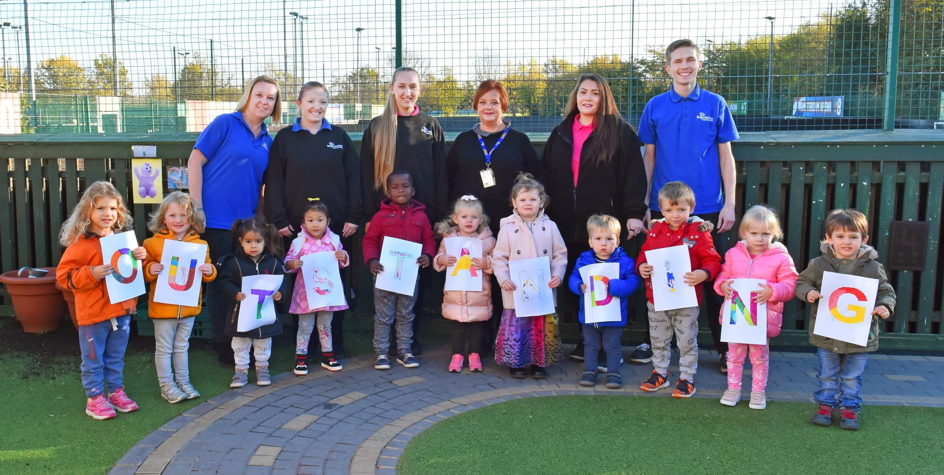 Sutton nursery receives 'Outstanding' rating from Ofsted