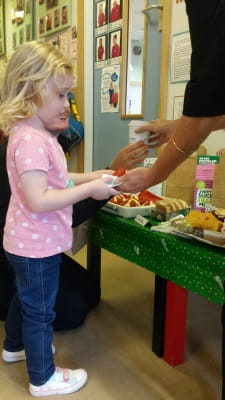 Barrow Nursery and Preschool MacMillan Coffee Morning