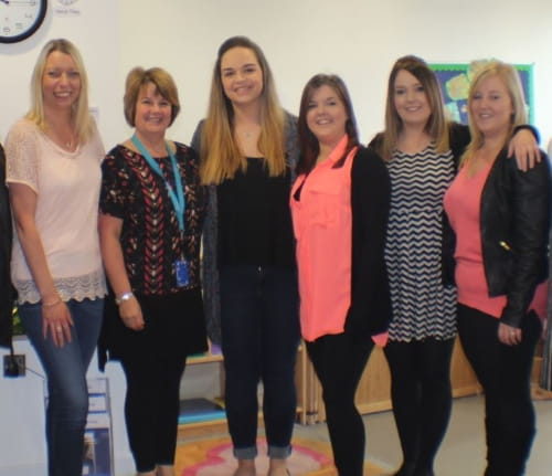 Dyce Early Childcare and Education First Birthday