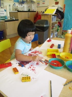 Active Learning Chidcare Finchley Growing Artists