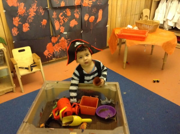 Halloween at Hyde Park Day Nursery and Preschool