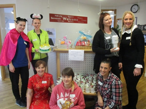 Oxford Business Park Nursery Raise Money for the Bright Horizons Foundation