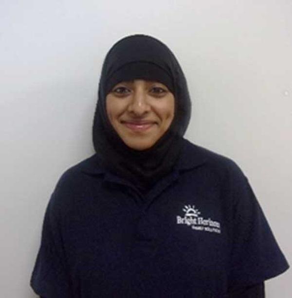 Bright Horizons Humaira Deputy Manager Highbury
