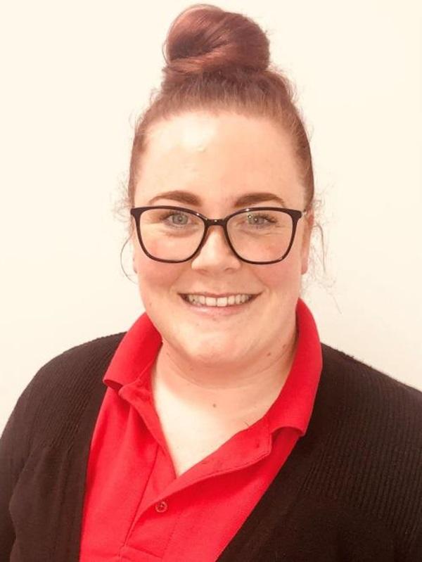 Katy Warrington Deputy Manager