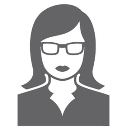 Alternative Female Manager Silhouette