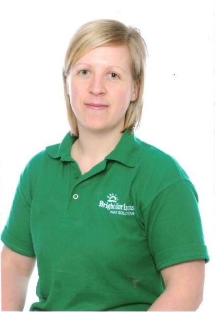 Kate Hubbert - Deputy Nursery Manager