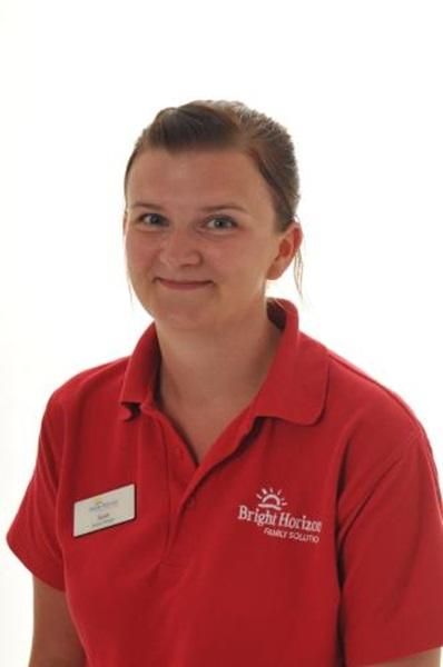 Sarah Whitaker - Deputy Nursery Manager