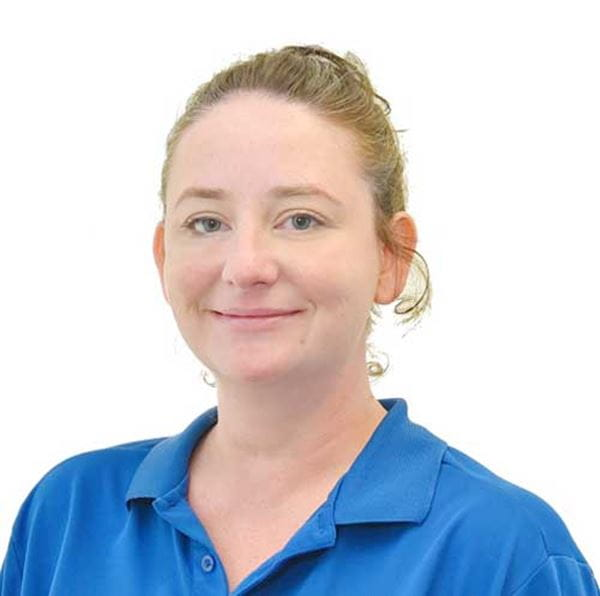 Clare Danks Hedge End Nursery Manager