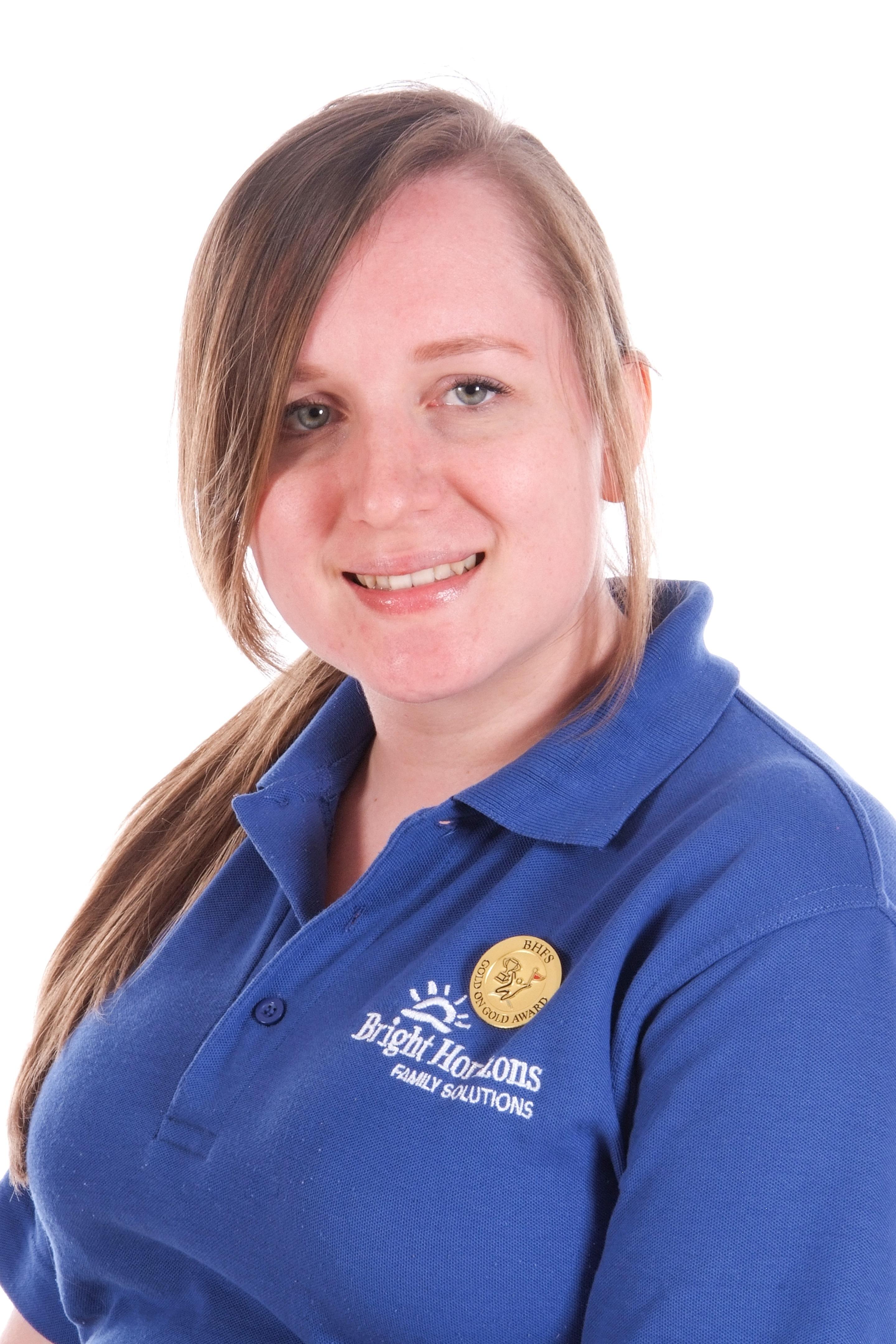 Jocelyn Earl - Deputy Nursery Manager
