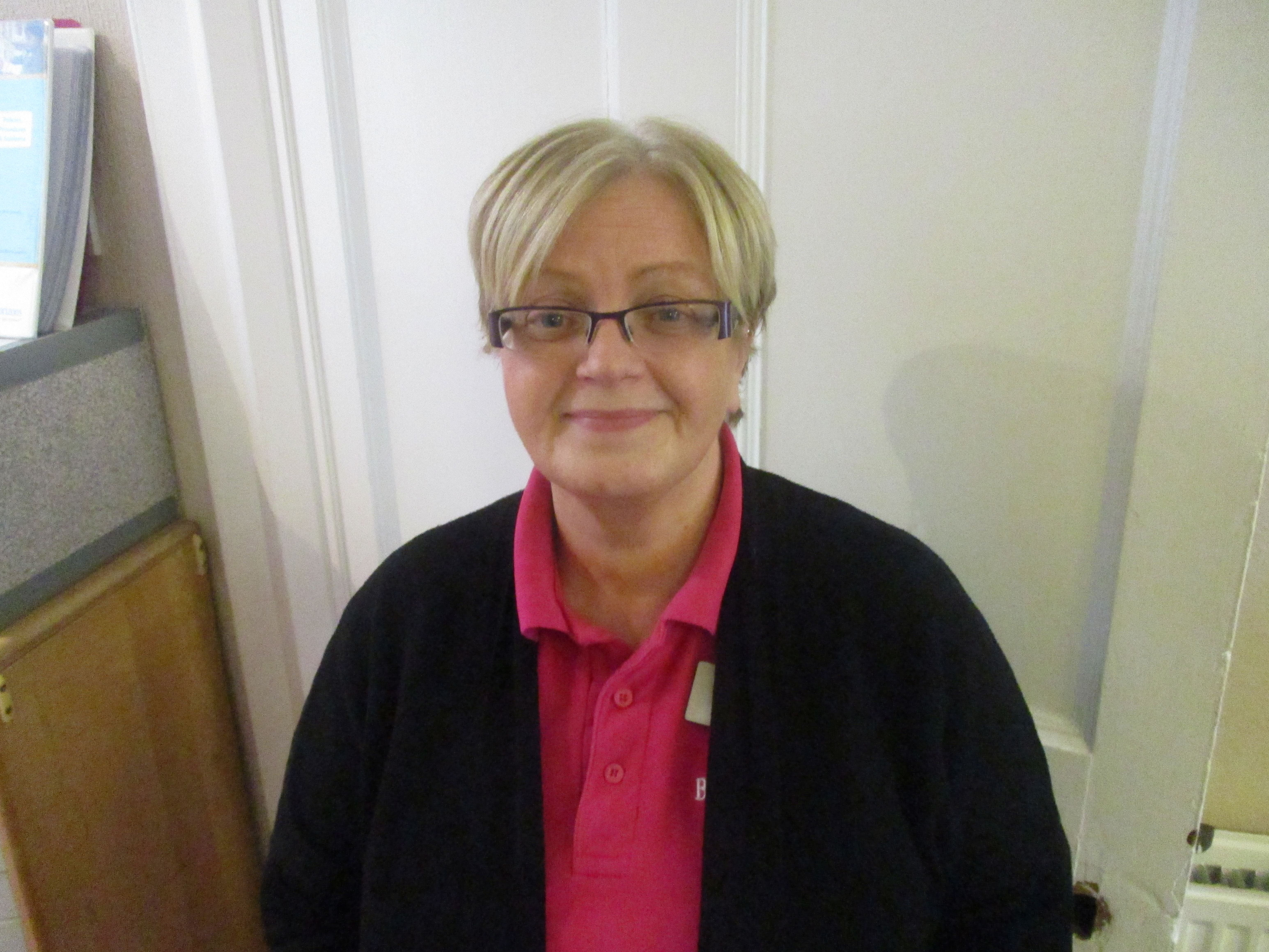 Shirley McCormack – Lead Practitioner