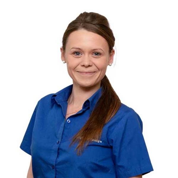 Jessica Gill Deputy Manager Trafford
